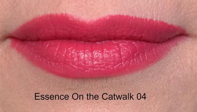 Essence + Catrice lipsticks 13