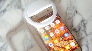 Cadeautip: Halo Selfie Light voor je smartphone