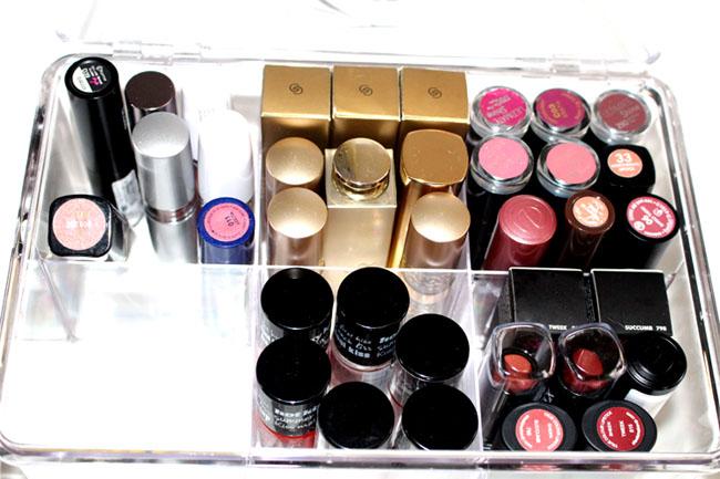 Budgettip lipstick opbergbox for Action opbergbox