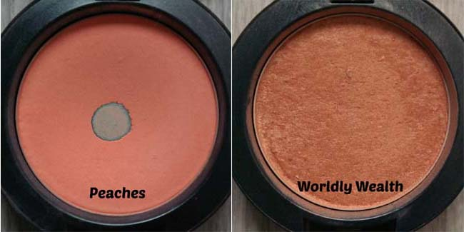 MAC-collectie Blushers 13-
