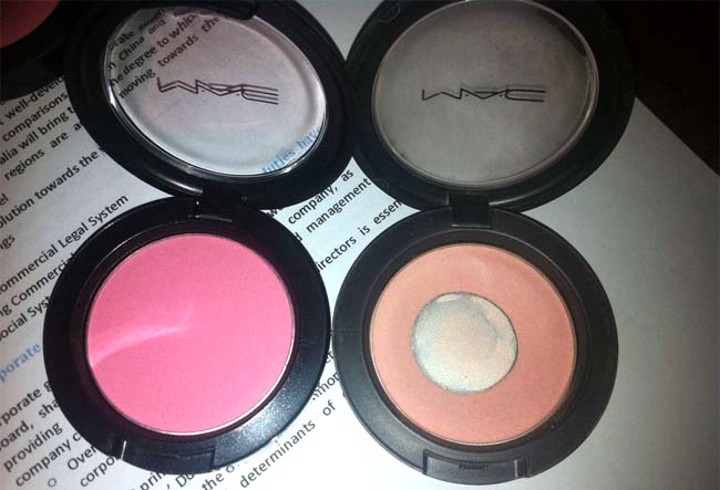 MAC-collectie Blushers 19