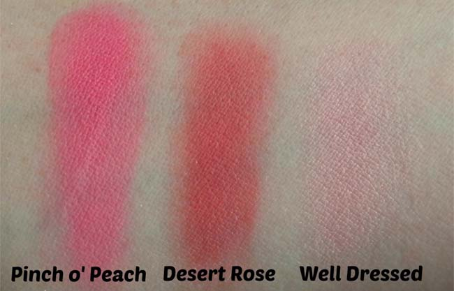 MAC-collectie Blushers 9