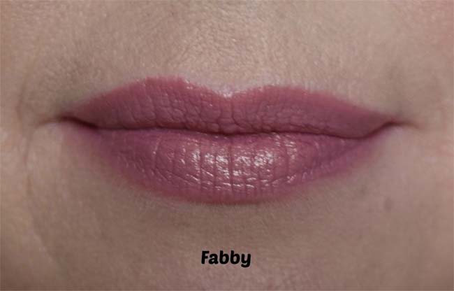 MAC lipstickcollectie 8