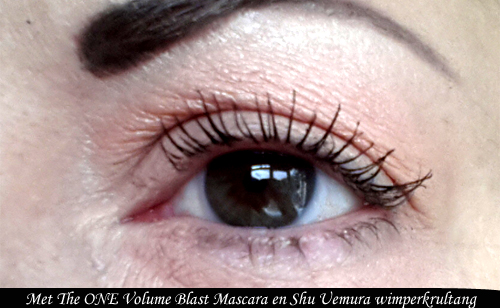 Oriflame The ONE Volume Blast Mascara 6