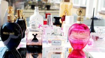 Mijn persoonlijke Parfum Stash