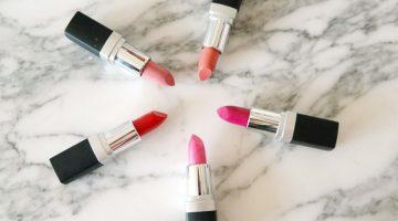 5 X Vivien Kondor Lipstick Review