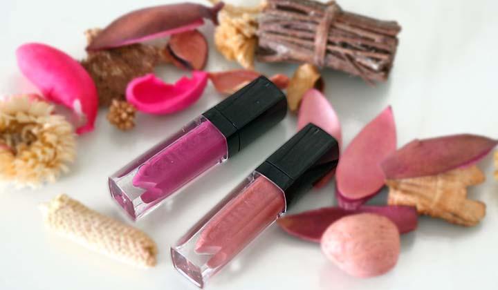 2x Catrice Shine Appeal Fluid Lipsticks