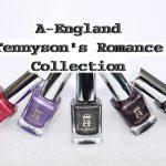 Artikel op Nailbox.nl | A-England Tennyson's Romance Collection