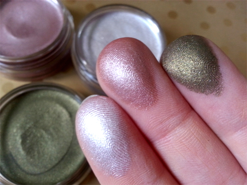 Bourjois Color Edition 24H swatches