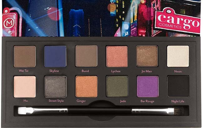 Cargo Shanghai Nights Eye Palette