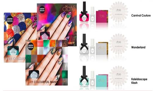 Ciaté Colourfoil Manicure 1