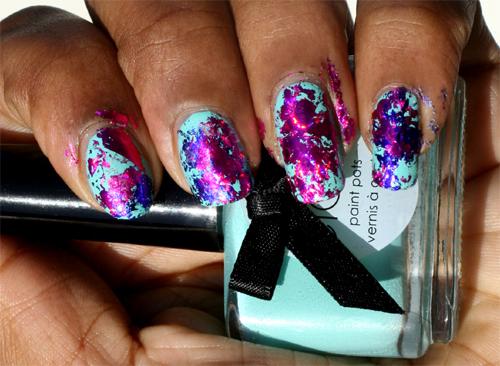 Ciaté Colourfoil Manicure Kaleidoscopic Klash 12