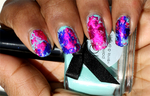 Ciaté Colourfoil Manicure Kaleidoscopic Klash 14