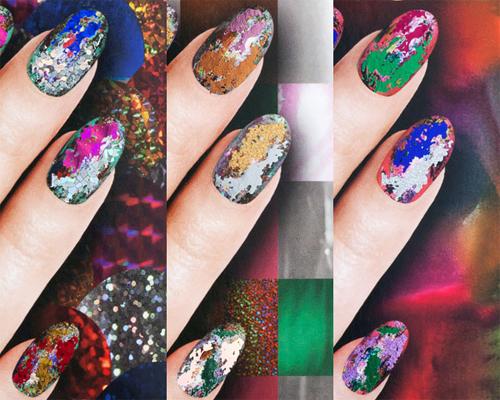 Ciaté Colourfoil Manicure