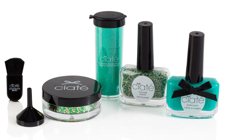 Ciate Emerald Collection Manicure Kit 1