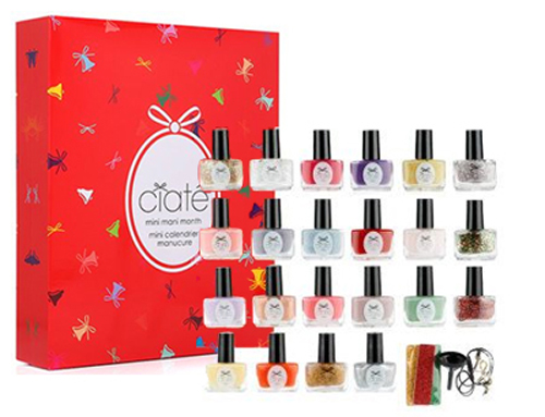 Ciate Mini Mani Month  set A