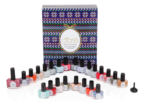 Ciate Mini Mani Month  set B