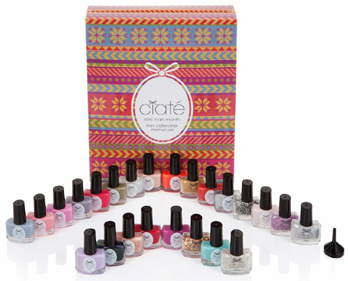 Ciate Mini Mani Month  set S