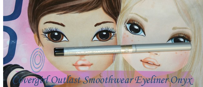 Review: Covergirl Outlast Smoothwear Eyeliner Onyx