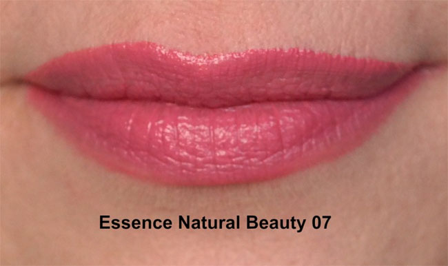 Essence + Catrice lipsticks 14