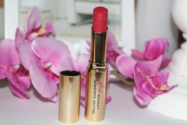 Flormar Deluxe Cashmere LipStick Stylo 2