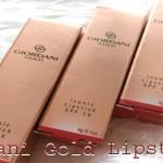Review Oriflame Giordani Gold Iconic Lipsticks