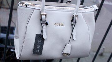 Hoe ik mijn Guess handtas voordelig kocht