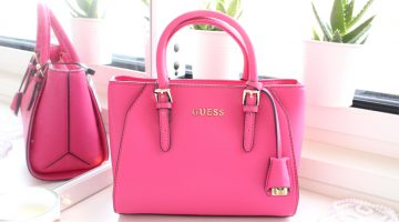 Favorieten: Guess Sissi Small Satchel Handbag