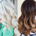 Haartrends kleuring Lente/Zomer 2015