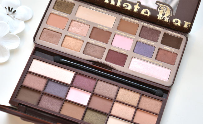 I Heart Make-up Chocolate Palette 4