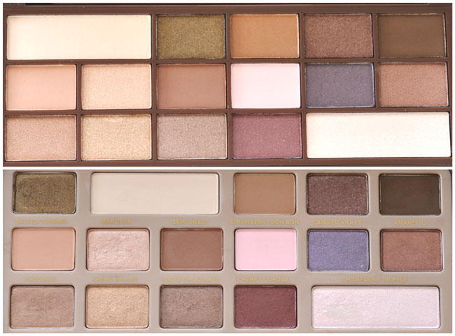 I Heart Make-up Chocolate Palette 5
