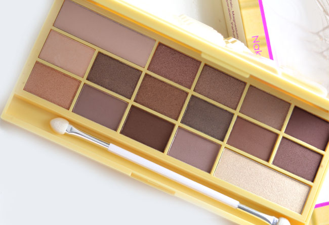 I Heart Make-up Naked Chocolate Palette 3
