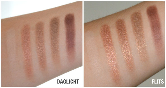 I Heart Make-up Naked Chocolate Palette 5