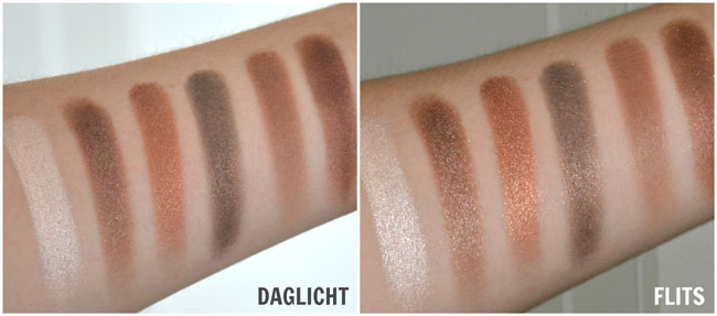 I Heart Make-up Naked Chocolate Palette 6