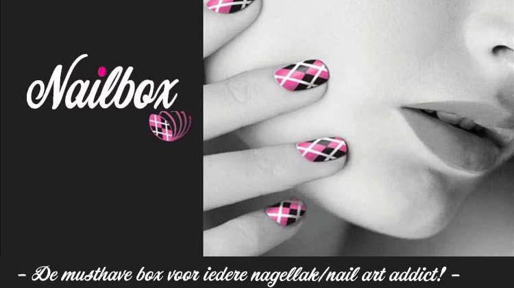 Ik ben blogger op Nailbox.nl