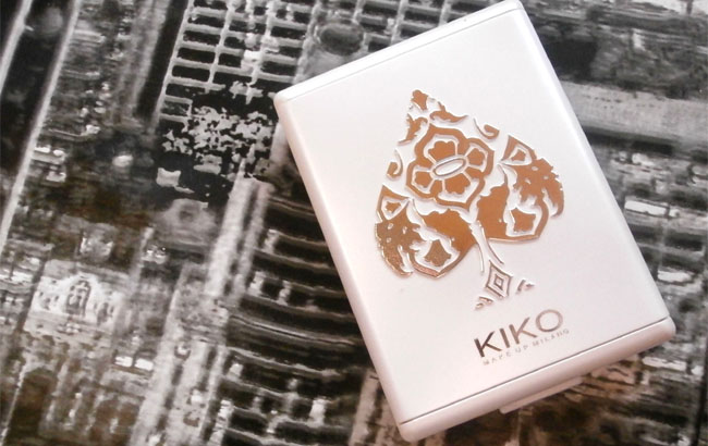 Kiko Golden Game Sculpting Powder 2