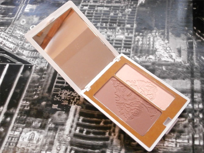 Kiko Golden Game Sculpting Powder 3