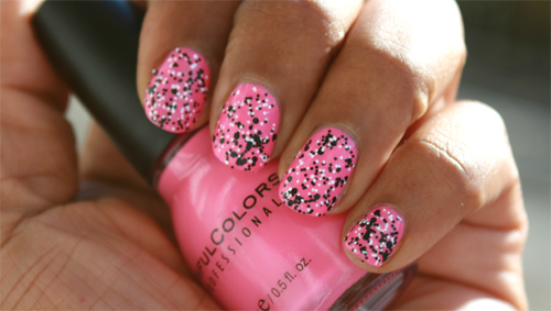L'oreal Color Riche Confetti Top Coat 2