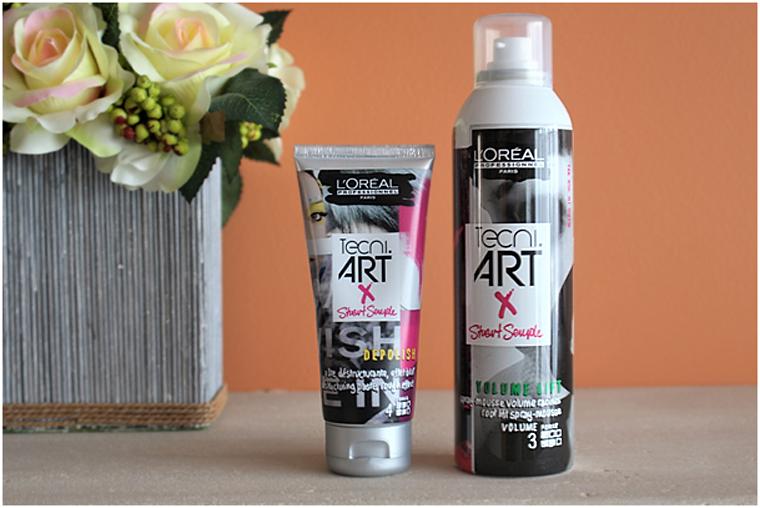 Met de L'Oréal Tecni.Art productlijn creëer je verbluffende haarlooks