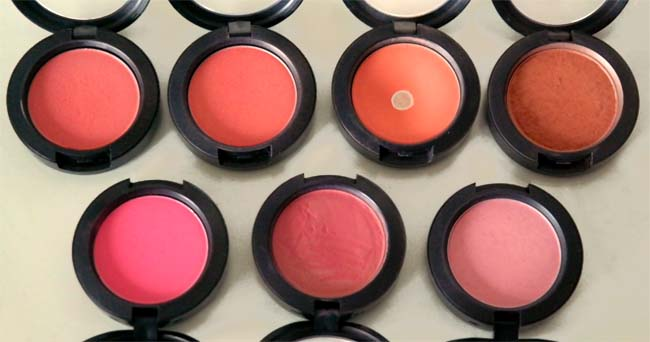 MAC-collectie Blushers 3