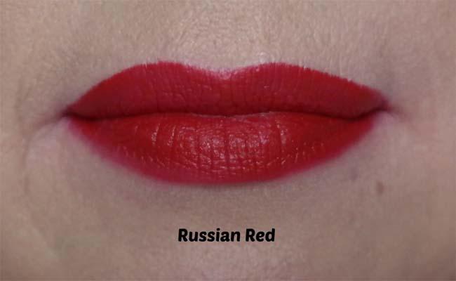 MAC lipstickcollectie 10