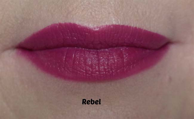 MAC lipstickcollectie 12