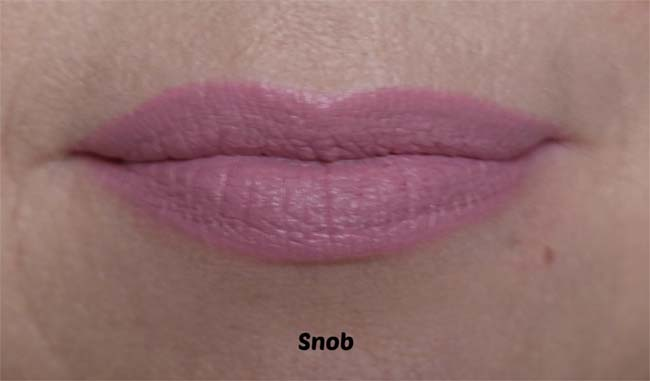 MAC lipstickcollectie 6