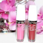 Review | Maybelline New York Super Stay 14Hour Lipstick