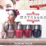 Morgan Taylor Matadora Mini Pack Review & Swatches