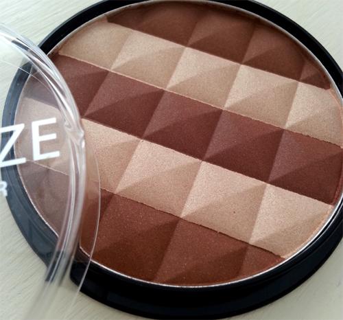NYC Sun 'n Bronze bronzing powder 2