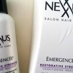 Wondermiddel voor hopeloos beschadigd haar: Nexxus Emergencée