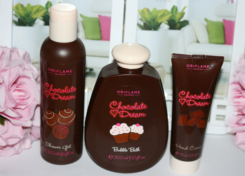 Oriflame Chocolate Dream 5
