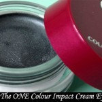 Review | Oriflame The ONE Colour Impact Cream Eye Shadow