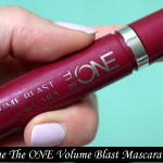 Review | Oriflame The ONE Volume Blast Mascara